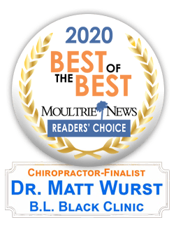 2020 Best of the Best Moultrie News Dr Matt Wurst